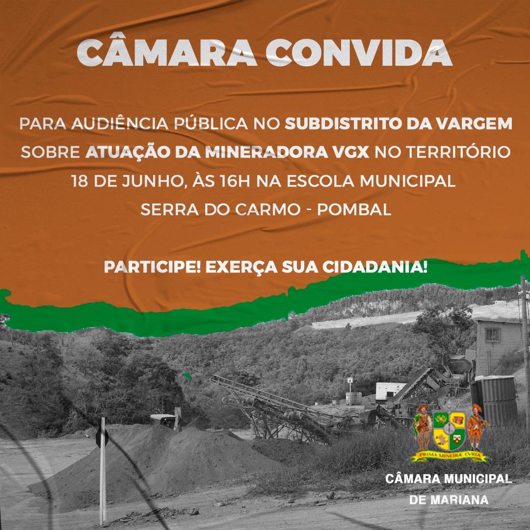 CÂMARA CONVIDA - AUDIÊNCIA PÚBLICA 18/06/2021