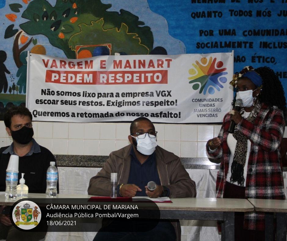 Audiência Pública debate atuação e ilegalidades da Minerador