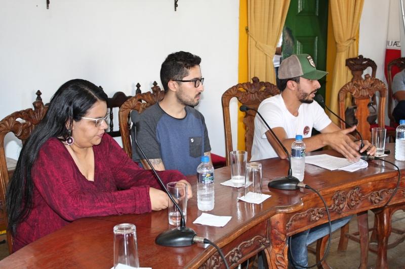 Reunião teve como principal tema a discussão de temas que visam a prevenção ao suicídio.
